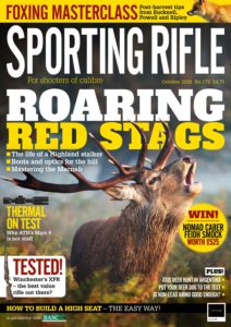 Sporting Rifle – October 2019