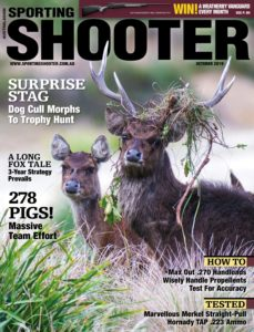 Sporting Shooter Australia – October 2019