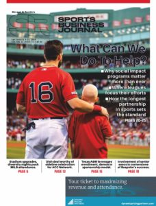 SportsBusiness Journal – 09 September 2019