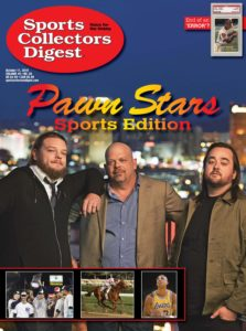 Sports Collectors Digest – 23 September 2019