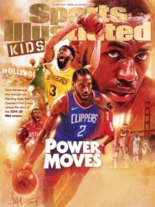 Sports Illustrated Kids – October 2019