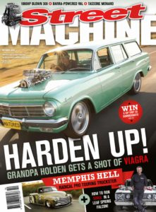 Street Machine Australia – October 2019