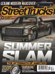 Street Trucks – October 2019