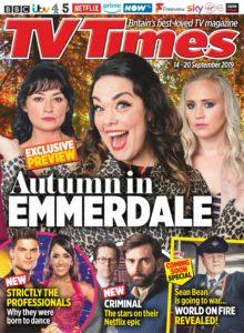 TV Times – 14 September 2019