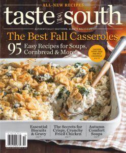 Taste of the South – October 2019