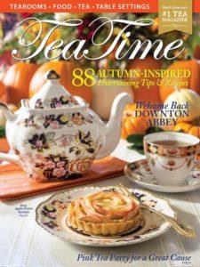 TeaTime – September-October 2019