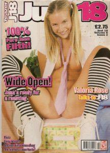 Teazer Just 18 – Volume 6 Issue 2, 2004