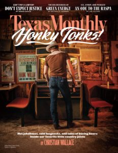 Texas Monthly – September 2019