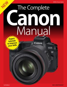 The Complete Canon Camera Manual – third edition