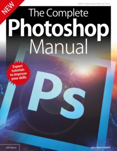 The Complete Photoshop Manual – 3rd Edition 2019
