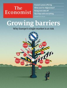 The Economist Continental Europe Edition – September 14, 2019