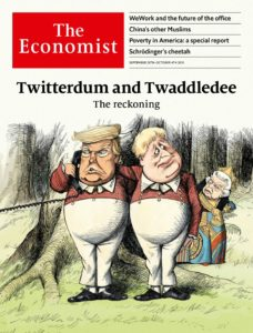 The Economist Continental Europe Edition – September 28, 2019