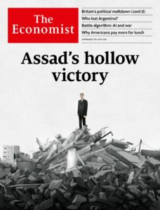 The Economist Middle East and Africa Edition – 07 September 2019