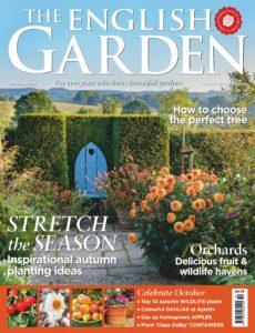 The English Garden – October 2019