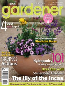 The Gardener South Africa – October 2019