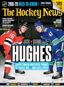 The Hockey News – September 06, 2019