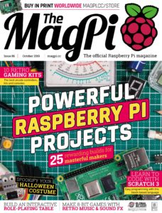 The MagPi – October 2019