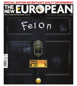 The New European – 26 September 2019