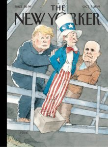 The New Yorker – October 07, 2019