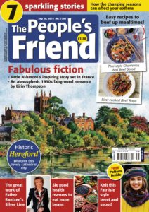 The People's Friend – September 28, 2019