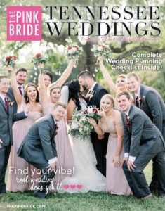 The Pink Bride Tennessee Weddings – Summer 2019