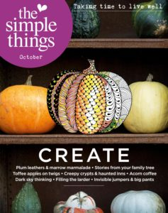 The Simple Things – October 2019