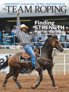 The Team Roping Journal – October 2019