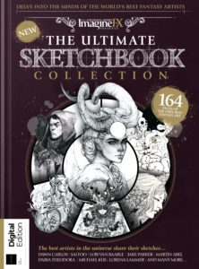 The Ultimate Sketchbook Collection – First Edition 2019