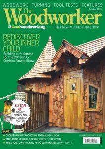 The Woodworker & Woodturner – October 2019