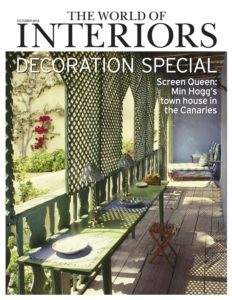 The World of Interiors – October 2019
