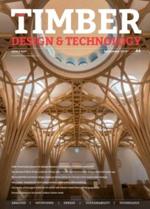 Timber Design & Technology Middle East – September 2019