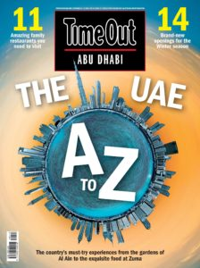 TimeOut Abu Dhabi – September 11, 2019