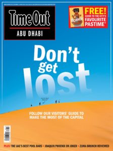 TimeOut Abu Dhabi – September 25, 2019