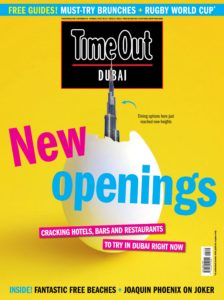 TimeOut Dubai – September 25, 2019