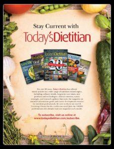 Today's Dietitian – September 2019