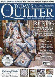 Todays Quilter – October 2019