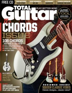 Total Guitar – October 2019