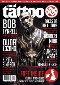 Total Tattoo – October 2019