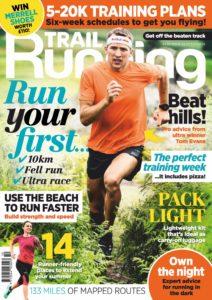 Trail Running – October-November 2019