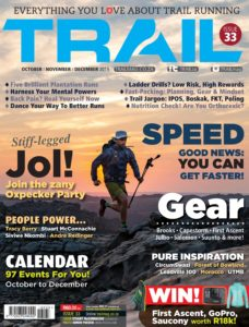 Trail South Africa – October-November-December 2019