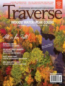 Traverse, Northern Michigan's Magazine – October 2019