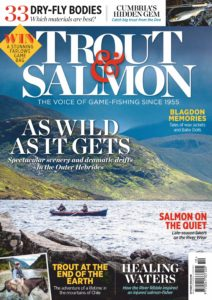 Trout & Salmon – October 2019