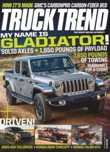 Truck Trend – September-October 2019