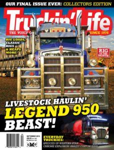 Truckin Life – September 2019