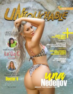 Untouchable Magazine – Issue 12 2019