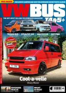 VW Bus T4&5+ – August 2019
