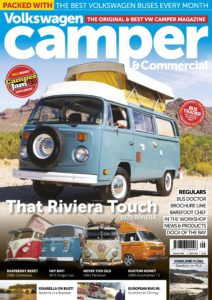 Volkswagen Camper & Commercial – October 2019