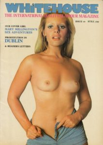 WHITEHOUSE (British Adult Magazine 70s) Issue 10