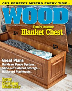 WOOD Magazine – September 2019
