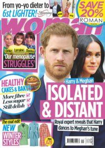 Woman UK – 30 September 2019